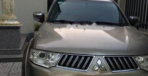 Cần bán xe Mitsubishi Pajero Sport năm sản xuất 2011, màu vàng giá 485 triệu tại Tp.HCM