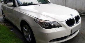 Bán BMW 5 Series 525i sản xuất 2007, màu trắng, nhập khẩu số tự động giá 315 triệu tại Tp.HCM