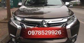 Cần bán lại xe Mitsubishi Pajero Sport năm sản xuất 2018, màu nâu, nhập khẩu nguyên chiếc số tự động giá 940 triệu tại Hà Nội