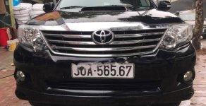 Xe Toyota Fortuner sản xuất năm 2015, màu đen, 738 triệu giá 738 triệu tại Phú Thọ