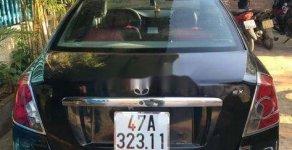 Bán Chevrolet Lacetti đời 2008, màu đen, 162 triệu giá 162 triệu tại Đắk Lắk