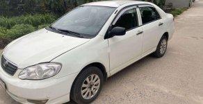 Bán ô tô Toyota Corolla năm sản xuất 2003, màu trắng, 145tr giá 145 triệu tại Thanh Hóa