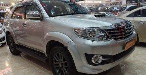 Bán Toyota Fortuner 2.5G năm 2015, màu bạc xe gia đình giá 735 triệu tại Đắk Lắk