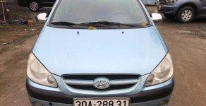Cần bán lại xe Hyundai Click 1.4 AT năm 2007, màu xanh lam, nhập khẩu giá 185 triệu tại Hà Nội