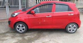 Cần bán xe Kia Morning đời 2014, màu đỏ chính chủ, giá 208tr giá 208 triệu tại Thanh Hóa