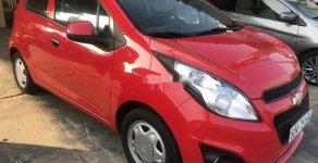 Cần bán Chevrolet Spark MT năm 2016, màu đỏ còn mới, giá chỉ 199 triệu giá 199 triệu tại Đồng Nai