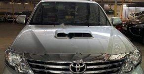 Bán xe Toyota Fortuner sản xuất 2015, màu bạc giá 765 triệu tại Tp.HCM