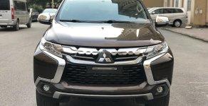 Bán Mitsubishi Pajero Sport năm 2018, màu nâu, nhập khẩu đẹp như mới giá cạnh tranh giá 950 triệu tại Hà Nội