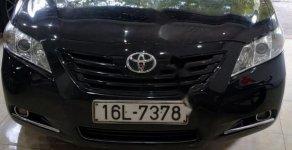 Cần bán xe Toyota Camry 2.4 2007, màu đen, nhập khẩu số tự động giá cạnh tranh giá 460 triệu tại Hải Phòng