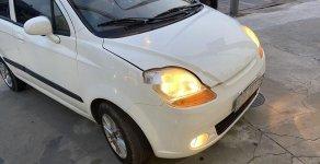 Bán xe Chevrolet Spark MT sản xuất năm 2010, màu trắng giá 95 triệu tại Bình Dương