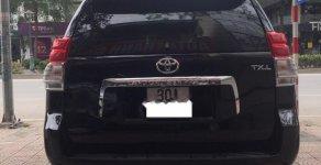 Cần bán gấp Toyota Land Cruiser TXL 2010, màu đen giá 980 triệu tại Hà Nội