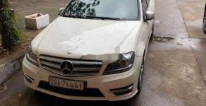 Cần bán xe Mercedes C300 AMG đời 2011, màu trắng, xe nhập, giá 654tr giá 654 triệu tại Hà Nội