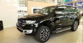 Bán Ford Everest Titanium 2.0L đời 2020, màu đen, nhập khẩu giá 1 tỷ 101 tr tại Hà Nội