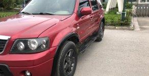 Bán ô tô Ford Escape năm sản xuất 2004, màu đỏ, nhập khẩu, giá 170tr giá 170 triệu tại Hà Nội