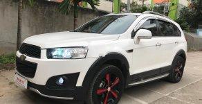 Cần bán Chevrolet Captiva đời 2014, màu trắng chính chủ giá 519 triệu tại Hà Nội