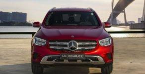 Ưu đãi giảm giá sâu khi mua chiếc Mercedes-Benz GLC 200 4Matic, sản xuất 2020 giá 2 tỷ 39 tr tại Tp.HCM
