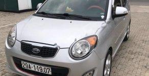 Cần bán lại xe Kia Morning SLX 1.0 AT đời 2008, màu bạc, nhập khẩu nguyên chiếc   giá 210 triệu tại Hà Nội