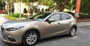 Cần bán lại xe Mazda 3 1.5 AT năm sản xuất 2015, màu vàng chính chủ, 496tr giá 496 triệu tại Hà Nội