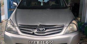 Bán Toyota Innova đời 2009, màu bạc, nhập khẩu, giá tốt giá 340 triệu tại Đồng Tháp
