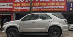 Cần bán Toyota Fortuner MT sản xuất 2016, màu bạc số sàn, giá 775tr giá 775 triệu tại Hà Nội