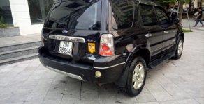 Cần bán lại xe Ford Escape sản xuất năm 2005, màu đen, giá 215tr giá 215 triệu tại Hà Nội