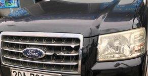 Cần bán xe Ford Everest năm sản xuất 2008, màu đen, chính chủ giá 250 triệu tại Hà Nội