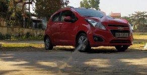 Cần bán gấp Chevrolet Spark LT sản xuất năm 2014, màu đỏ, giá 180tr giá 180 triệu tại Lạng Sơn