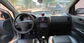 Bán Hyundai Getz đời 2009, màu bạc, nhập khẩu nguyên chiếc giá 217 triệu tại Hà Nội