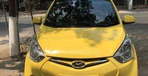 Cần bán lại xe Hyundai Eon MT năm sản xuất 2012, màu vàng, nhập khẩu nguyên chiếc, giá tốt giá 188 triệu tại Bình Dương