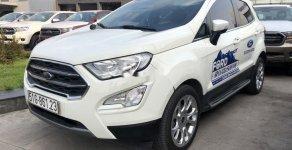 Bán ô tô Ford EcoSport đời 2019, màu trắng giá 590 triệu tại Tp.HCM