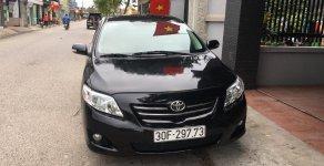 Xe Toyota Corolla XlI 1.8 AT năm 2009, màu đen, nhập khẩu Nhật Bản  giá 415 triệu tại Hà Nội