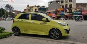 Cần bán lại xe Kia Morning sản xuất năm 2011, màu xanh lam, xe nhập, giá chỉ 295 triệu giá 295 triệu tại Hà Nội