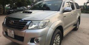 Bán Toyota Hilux sản xuất 2013, màu vàng, nhập khẩu số sàn, giá chỉ 400 triệu giá 400 triệu tại Vĩnh Phúc