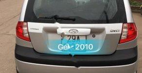 Bán ô tô Hyundai Getz 1.1MT năm sản xuất 2010, màu bạc, xe nhập giá 225 triệu tại Hà Nội