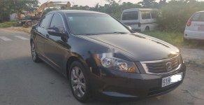 Bán Honda Accord năm sản xuất 2008, màu đen giá 450 triệu tại Tp.HCM