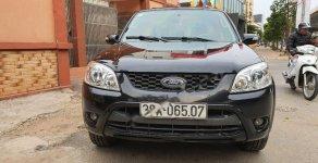 Bán Ford Escape 2013, màu đen số tự động giá 499 triệu tại Hà Nội