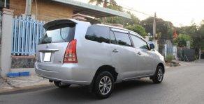 Bán Toyota Innova 2.0MT đời 2007, màu bạc giá 252 triệu tại BR-Vũng Tàu