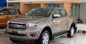 Bán Ford Ranger XLT AT đời 2020, màu vàng cát, nhập khẩu giá 779 triệu tại Hà Nội