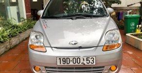 Bán ô tô Chevrolet Spark năm 2013, màu bạc chính chủ giá 125 triệu tại Phú Thọ