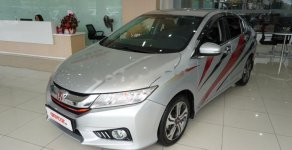 Cần bán Honda City 1.5 AT năm 2014, màu bạc, chính chủ giá 430 triệu tại Hà Nội