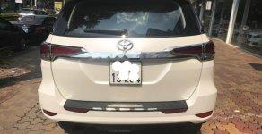 Cần bán lại xe Toyota Fortuner 2.7V 4x2 AT sản xuất năm 2017, màu trắng, nhập khẩu  giá 950 triệu tại Hà Nội