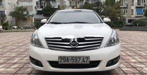 Cần bán gấp Nissan Teana năm 2010, màu trắng, giá chỉ 460 triệu giá 460 triệu tại Hà Nội