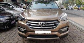 Cần bán Hyundai Santa Fe đời 2016, màu nâu giá 930 triệu tại Hà Nội
