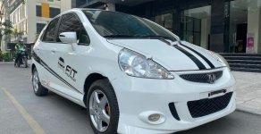 Bán Honda Jazz 1.5 AT sản xuất 2007, màu trắng, nhập khẩu   giá 260 triệu tại Hà Nội
