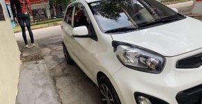 Cần bán xe Kia Morning năm 2014, màu trắng, nhập khẩu nguyên chiếc số tự động giá 258 triệu tại Vĩnh Phúc