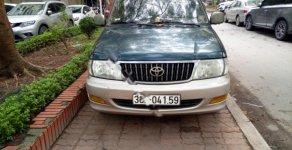 Bán ô tô Toyota Zace đời 2003, màu xanh lam giá 200 triệu tại Hà Nội