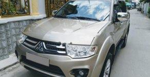 Cần bán lại xe Mitsubishi Pajero đời 2015, màu bạc, 596tr giá 596 triệu tại Tp.HCM
