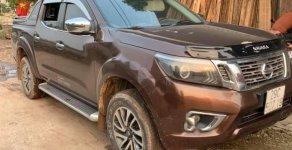 Cần bán gấp Nissan Navara SL 2.5 MT 4WD đời 2017, màu nâu, nhập khẩu giá 448 triệu tại Thái Nguyên