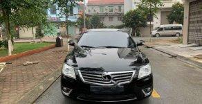 Cần bán lại xe Toyota Camry 2.4G năm 2012, màu đen, 610 triệu giá 610 triệu tại Hà Nội
