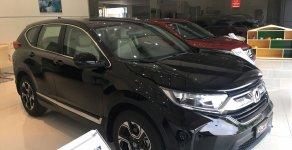 Trả trước 330 triệu - Mua ngay được xe Honda CR V G sản xuất 2019, màu đen giá 1 tỷ 23 tr tại Tp.HCM